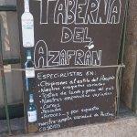 Photo of Taberna del Azafran