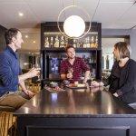 Un lieu conivivial : notre Cuisine lounge