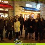 AllNightCrash Pub Crawl Budapest fényképe
