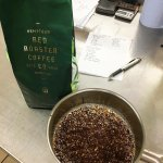 We use coffee from Redroaster coffee house in Kemptown - we keep it local!