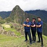 MACHU PICCHU - PERU VIP - ADRIANA, PEDRO Y ANTONIO (MEXICO)