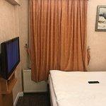 İş seyahatleri için gayet uygun yeni temiz bir otel