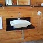 Baño de suite 407