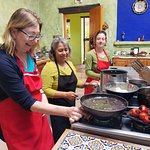 Mexican Home Cooking School of Puebla Cuisine and B&B照片
