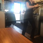 One of the Waitresses