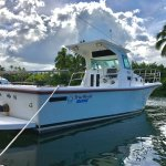 The Moana Mea A'a (Ocean Adventurer) the only dive boat, whale watching excursions in Hilo!