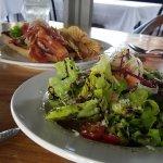Foto van Holuakoa Cafe & Gardens