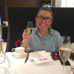 Perfect, stayed for the NTA, to start we had afternoon tea with champagne which was perfect over
