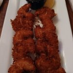 Coconut Prawns Appy - very recommended