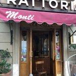 Trattoria Monti, Via di San Vito 13 Rome