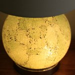 Lovely artistic lamp