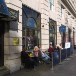 Henry's Cafe Bar Piccadilly - Sidewalk Dining