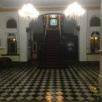 Beautiful historic interior