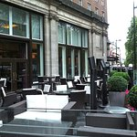 JW Steakhouse - Mayfair - Al Fresco Seating on Park Lane