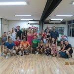 Group samba class