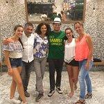 Group Samba with Patrick