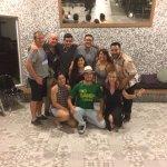 Samba group class