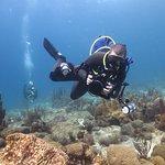 JJ was a fantastic dive guide!