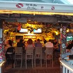 Beach Nuts Bar - expect to pay $12.50 USD per drink and $15 - $20 USD per meal.