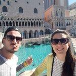 Canal de Venecia en exterior