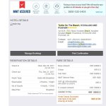 MMT payment receipt mentioning rs 6720 as tax to be paid extra.Room rent already paid in full