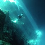 Technical Cave Diving in Mexico