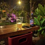 beers at the terrace