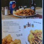 For sure try the fish n chips go back again to try other items