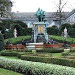 Jardin du Petit Sablon Foto