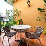 Yeng Keng Suite Balcony