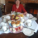 New Afternoon Tea venue. Beautiful Victorian Pub. In the village of Postcombe. A must visit. War