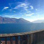 Panorama on the lake
