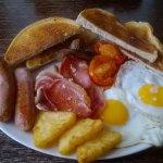 Robin's Big Breakfast