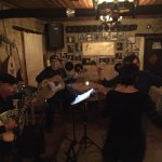 Beautiful traditional restaurant in Omodos, great quality/quantity of food, live music and great