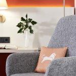 Living room / Sitzbereich Komfortzimmer/Comfort Room