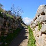 Photo of Archaeological Site Mycenae