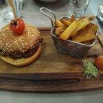 Burger Kubix