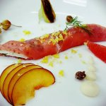 Delicacies you may found in our restaurant prepared by Chef Ledio Prifti