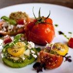 Heritage Tomato Salad