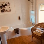 room 5 seat in bathroom