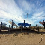 Surf, planche à voile et surf aérotracté