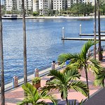 The Tampa Convention Center is conveniently located along the Tampa Riverwalk.