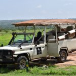 Sanctuary Open aired safari vehicle