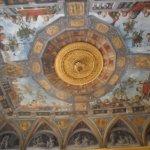 meravilgiosi soffitti del palazzo