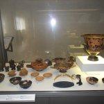 il palazzo è sede del Museo archeologico di Spina