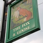 Fox and Goose Illston on the Hill