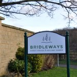 Bridleways Guest House Entrance