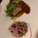 Berkshire pork loin & belly