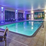 Enjoy our indoor pool