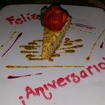 Anniversary Dessert! Thanks You!